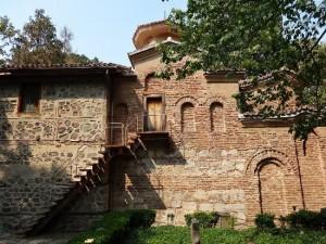 7. Η εκκλησία του Boyanna, ένα έργο μεσσαιωνικής τέχνης.