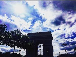 Παρίσι, Αύγουστος 2016, Φωτογραφία: Αναστασία Νικολούδη