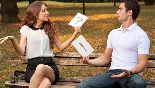 5 λάθη που κάνεις στην επικοινωνία με τον σύντροφό σου