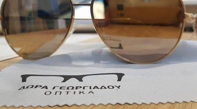 Οπτικά Δώρα Γεωργιάδου: Όσα πρέπει να γνωρίζεις για τα γυαλιά ηλίου!