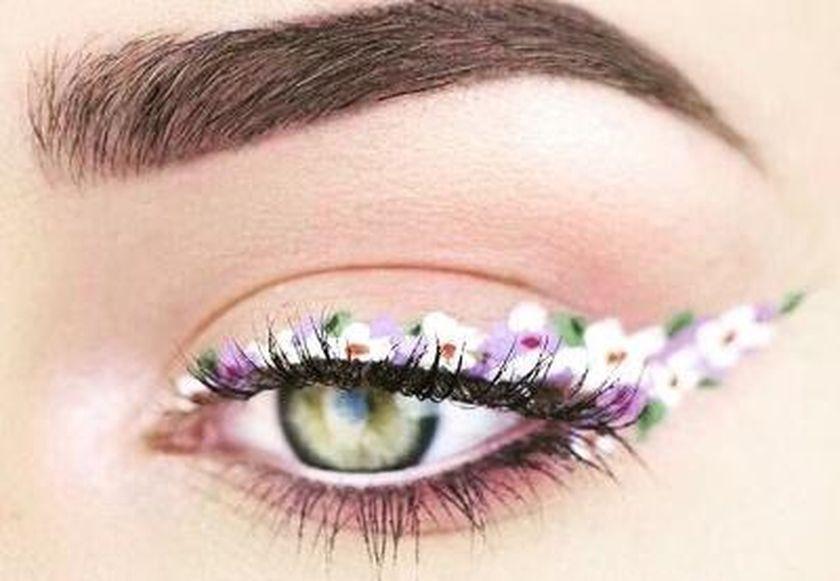 Creative-Floral-Flower-Eyeliner-28